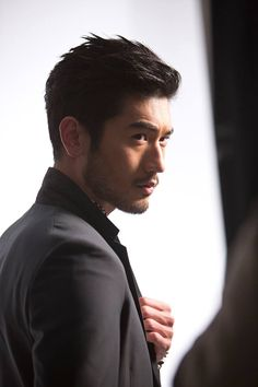The actor Godfrey Gao is who I picture to play Jet Yien in Jupiter Winds.