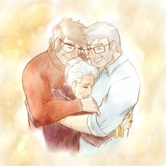 liskribbles: *rips own heart out and sets on fire* Her boys are home.