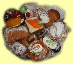 Assorted Pastries - Sicilian Recipes