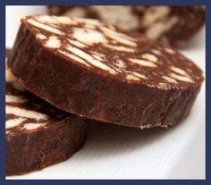 Κορμός σοκολάτας (μωσαικό)
