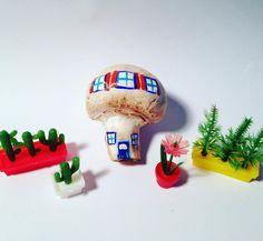 Proud homeowner  welcome to my mushroom dream house!