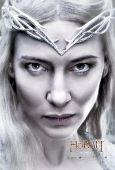 'The Hobbit: The Battle of the Five Armies' Posters Featuring Galadriel, Gandalf, and Bilbo - EpicStream