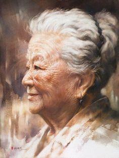 Cheng Zhenwen    #ArtisticSerendipity Paintings, Sculpture, Glass