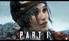 Rise of the Tomb Raider Walkthrough Gameplay Part 1 – Intro (2015)