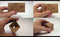 Tam Cargo Business Card | CardGala