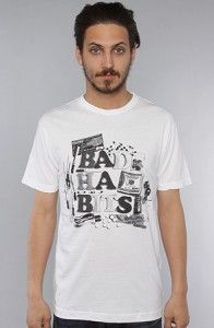 Freshjive – The Bad Habits Tee in White