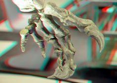 Claw Plateosaurus 3D