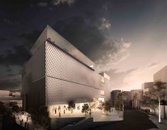 Koç Contemporary Art Museum Winning Proposal / Grimshaw
