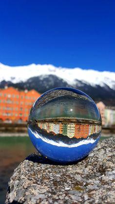 Innsbruck-Maria Hilf Strasse #austria #innsbruck #alps #beautifulview Innsbruck, Alps, Austria, Decor, Decoration, Decorating, Dekorasyon, Dekoration, Home Accents