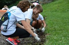 At #Alvernia, service learning and #volunteer opportunities abound. You'll be inspired to help those in need through #communityservice activities that will expose you to environmental, cultural and social justice issues as well as a variety of programs and activities. (Orientation Day of Service)