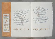 Celia Lister - Calligraphy and Lettering Artist http://www.celialister.co.uk/content/gallery108.htm