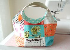 Patchwork Bag for Kerry ;) | Flickr - Photo Sharing!