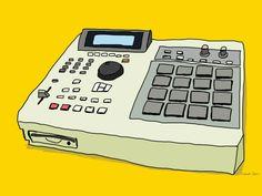 Akai MPC New Hip Hop Beats Uploaded EVERY SINGLE DAY  http://www.kidDyno.com