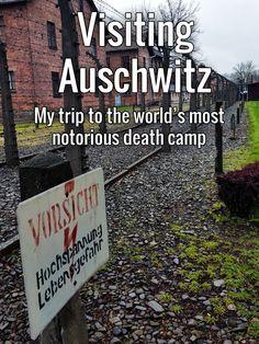 Visiting Auschwitz · Kenton de Jong Travel - Auschwitz http://kentondejong.com/blog/auschwitz