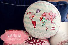 @Jess Abbott > Sewing Rabbit shows you how to make THE. cutest. pillow. EVER! #summerofjoann