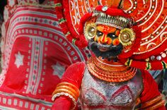 Theyyam, Malabar India