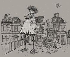 141025 #AMonsterCalls A Monster Calls - Patrick Ness - J.A. Bayona