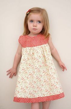 Leah dress - all sizes - free tutorial theadventuresofro...: