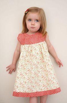 Leah dress - all sizes - free tutorial theadventuresofro...: