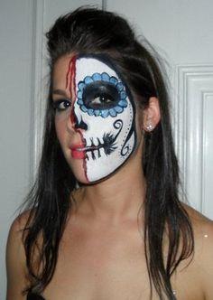 half sugar skull   Yelp