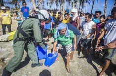Volcanic eruption, typhoon, earthquake hit Philippines, Indonesia
