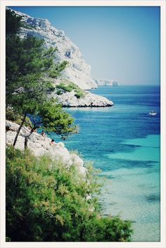 Cassis Beach, Marseille , France