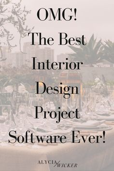 The Best Interior Design Project Software Ever