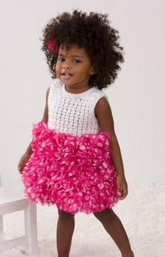 Baby's Best Party Dress Crochet Pattern