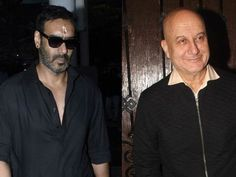 Ajay Devgn, Anupam Kher Becomes the Honorary Recipient of Padma Awards