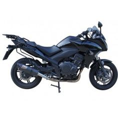 #HONDA CBF 1000 10-11, IXIL #Silenciador tubo de escape COV CE-OVAL XTREM CARBONO Honda, Motorcycle, Vehicles, Black, Black People, Rolling Stock, Motorbikes, Motorcycles, Vehicle