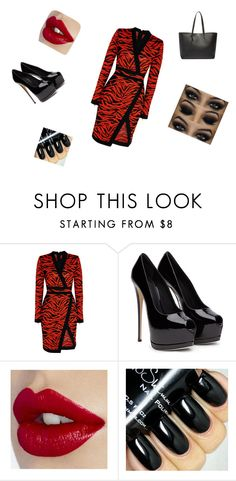 """""""Untitled #254"""" by katie88styles on Polyvore featuring Balmain, Yves Saint Laurent, women's clothing, women, female, woman, misses and juniors"""