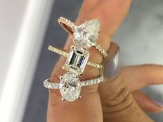 Private jeweler Stephanie Gottlieb shares the engagement ring trend that's going to be incredibly popular next year.