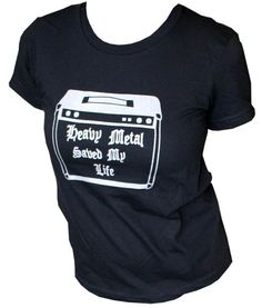 Sarah Utter - Heavy Metal Saved My Life $15.95 buyolympia.com