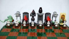 Brandon Griffith Creates the Final Set to the LEGO Star Wars Series #lego #toys