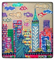 NewYork By lucy Levenson Designs