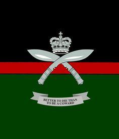 Royal Gurkha Rifles Military Units, Military History, British Army Regiments, Pax Britannica, British Army Uniform, Military Insignia, Military Equipment, My Images, Army Badges