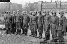 Soldier of the 1st SS-Panzer Division Leibstandarte SS Adolf Hitler