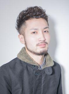 大人おしゃれなソフトリーゼント(髪型メンズ)