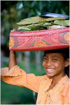 Beautiful smile, Bali, Indonesia #smiles #Bali #Indonesia