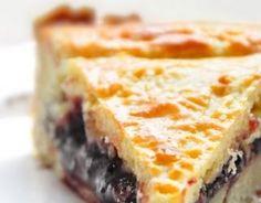 Recette - Le gâteau Basque de ma grand-mère   750g