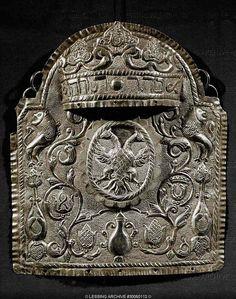 Torah Shield, 18th Century Russia