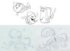 Animationholics Designs: Character Designs