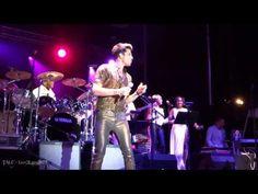 HD Nile Rodgers & Adam Lambert - Let's Dance - AFTEE - Martha Clara Vine...
