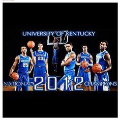 2012 Kentucky Wildcats