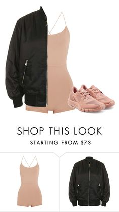 """Untitled #418"" by dreamer3108 on Polyvore featuring Valentino, Topshop and adidas"