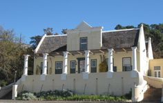 Everyone likes a ghost story and this house has one of the best in Cape Town. This is the beautiful Tokai Manor House, just below Elephant's Eye, in the Tokai forest. Built in 1796, it was designed...
