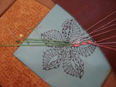 DEUXIEME JOUR DE STAGE Needle Lace, Bobbin Lace, Lace Jewelry, Balloons, Stage, Pattern, Lace, Needlepoint, Lace Flowers