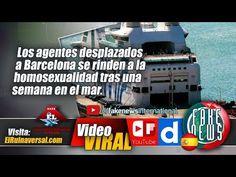 Los agentes desplazados a Barcelona se rinden a la homosexualidad tras u...