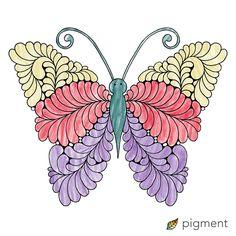 14 best Pigment Coloring App images on Pinterest | Pigment coloring ...