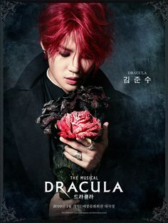 Kim Junsu confirmed for 'Dracula' musical in 2016